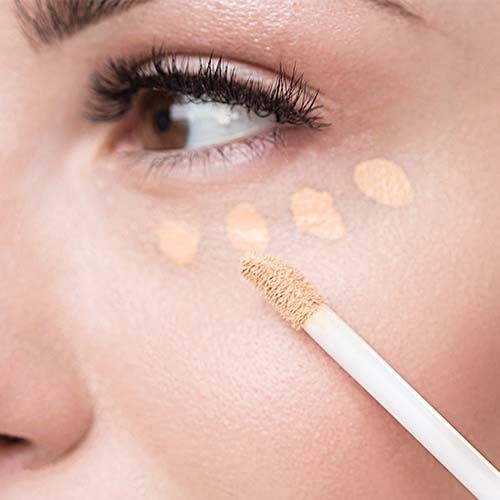 Learn how to use concealer